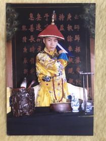 著名男演员 冯远征 剧照老照片一枚