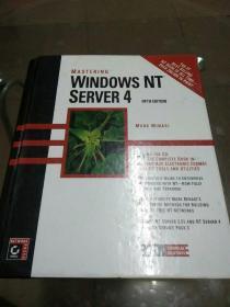 Windows ni Server 4(精装英文版)巨厚1619页