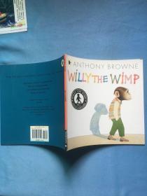 Willy the Wimp 安东尼布朗绘本:胆小鬼威利 ISBN9781406356410