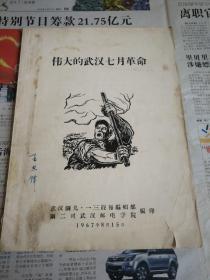 伟大的武汉七月革命
