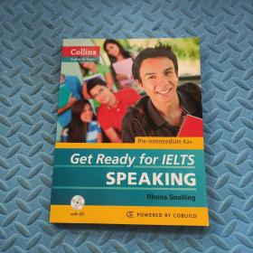 Collins Get Ready for IELTS Speaking (With CD)  柯林斯雅思口语备战,附CD