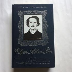 现货 英文原版 Collected Works of Allan Poe 爱伦坡全集 布料精装收藏版