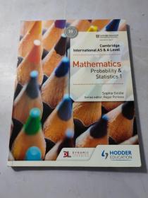 Cambridge International As & A Stage Mathematics Probability & Statistics, Stage 1