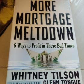 More Mortgage Meltdown: 6 Ways to Profit in These Bad Times[艰难时期抵押投资8步法]