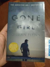 英文 GONE GIRL