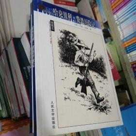 哈克贝利.费恩历险记  (非精华本)名著名译插图本