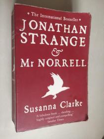 Jonathan Strange and Mr. Norrell 英文原版插图本,大32开1006页