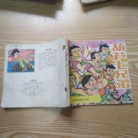葫芦七兄弟+ 真假葫芦娃【3册合订出售】