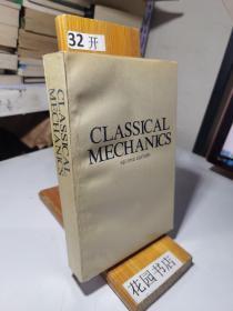 classical mechanics(理论力学经典教材)第2版