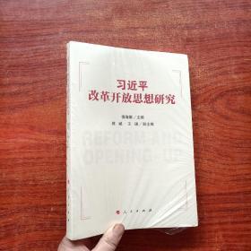 习近平改革开放思想研究(全新未开封)