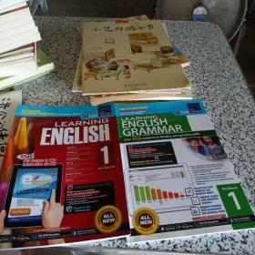 LEARNING ENGLISH 1(2册见图)