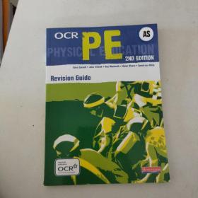 【外文原版】  OCR AS PE Revision Guide