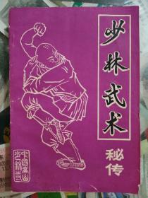 少林武术秘传