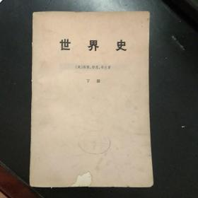 世界史(下册)