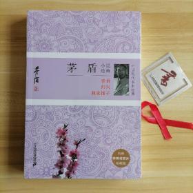 茅盾小说经典(平装16开本)~中国现代名家经典丛书