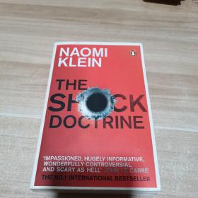 The Shock Doctrine:The Rise of Disaster Capitalism(内页干净)