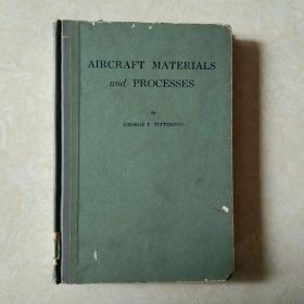 AIRCRAFT MATERIALS AND PROCESSES飞机材料与作业(英文版)