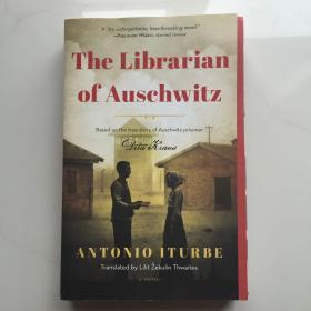 英文原版  The Librarian of Auschwitz (Special Edition)  奥斯威辛的图书馆员(特别版)