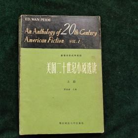 美国20世纪小说选读  上册