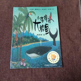 小海螺和大鲸鱼:聪明豆绘本系列(平未翻阅无破损无字迹无注音大图大字)