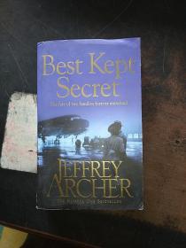 BEST KEPT SECRET (JEFFREY ARCHER) 全新英文原版