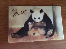 <熊猫>明信片