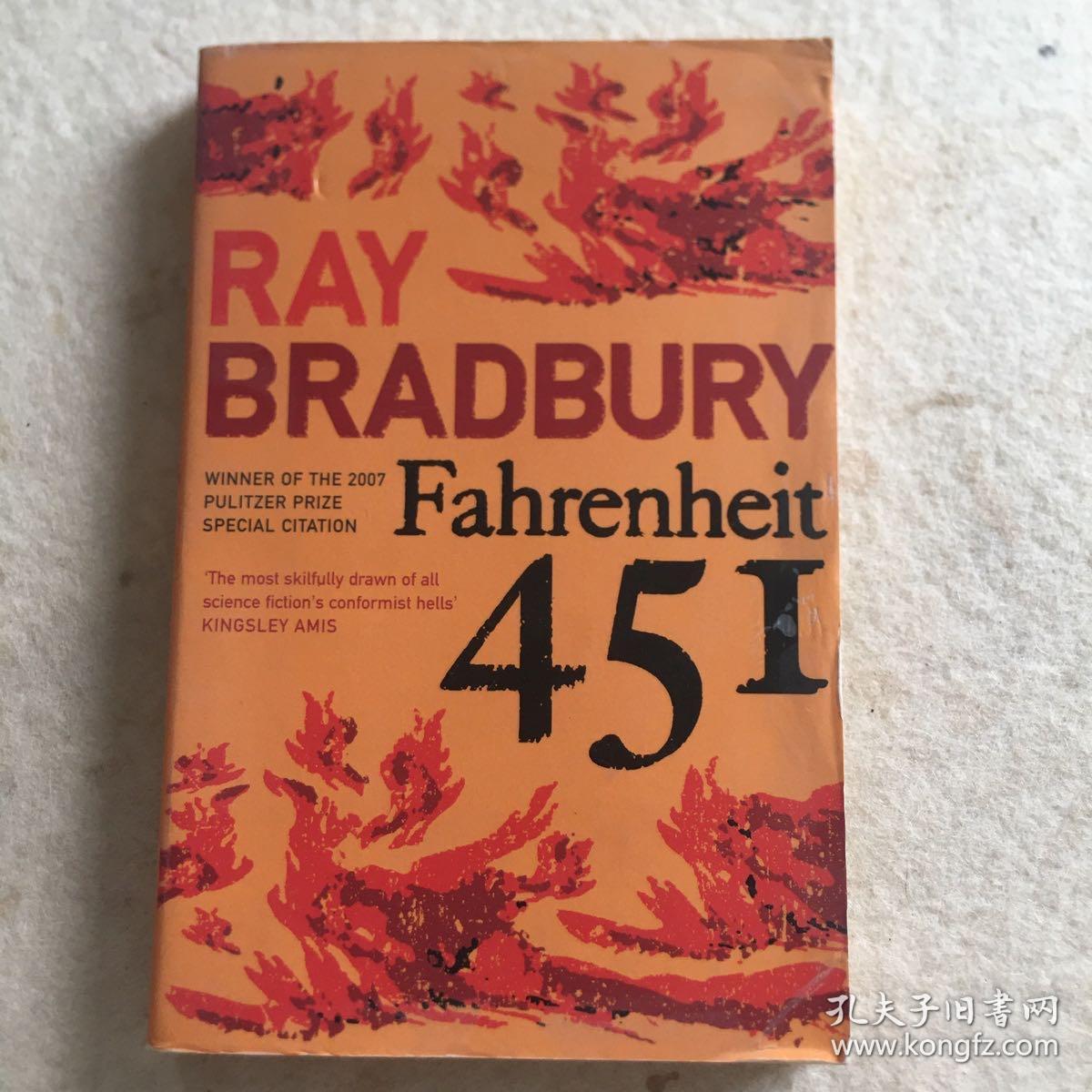Fahrenheit 451     华氏451度
