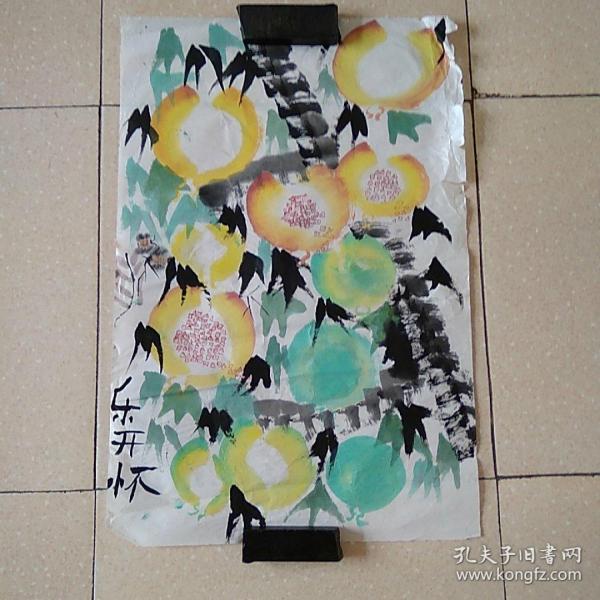 花鸟画3平尺(015)10