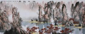 桂林山水字画!