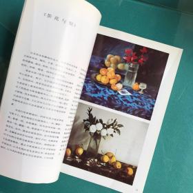 水彩静物画技法与鉴赏