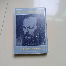 カラマーゾフの兄弟 中(日文原版)