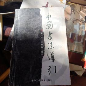 中国书法导引~宋学农、倪新民 著