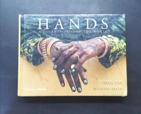 (进口英文原版)Hands: a Journey Around the World(塑封未拆)