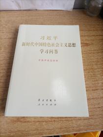 习近平新时代中国特色社会主义思想学习问答(大字版)