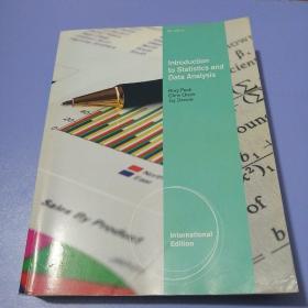 Introduction to Statistics and Data Analysis, (International Edition)平裝,16開