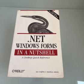 .NET Windows Forms in a Nutshell (In a Nutshell (O'Reilly))(带光盘)