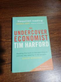 THE  UNDERCOVER  ECONOMIST  TIM  HARFORD