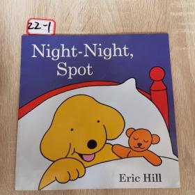 Spot Night-Night, Spot