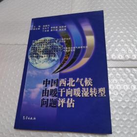 中国西北气候由暖干向暖湿转型问题评估