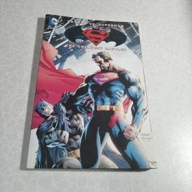 Batman vs. Superman: Their Greatest Battles(外文原版蝙蝠侠漫画)