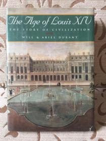 Story of the Civilization : The Age of Louis XIV by Will and Ariel Durant -- 杜兰特夫妇《世界文明史之路易十四时代》