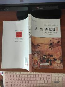 辽、金、西夏史 (大字版)蔡美彪;吴天墀 中国盲文出版社