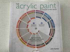THE ACRYLIC PAINT 丙烯酸颜料绘画书
