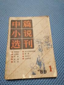 中篇小说选刊(1989年第1期)