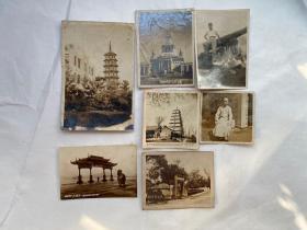 50年代风景照片(7张)