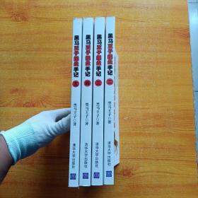 黑马王子操盘手记(二、三、四、五)4本合售【内页干净】