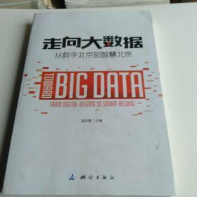 走向大数据:从数字北京到智慧北京