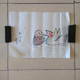 花鸟画1平尺(014)9