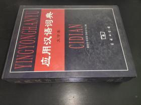 應用漢語詞典 大字本