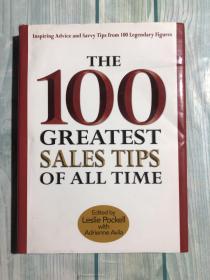 100个伟大的销售技巧The 100 Greatest Sales Tips of All Time